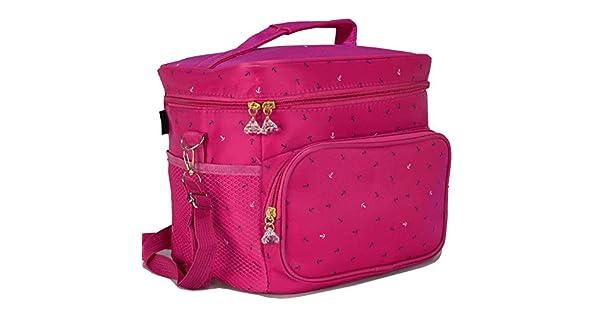 24b831d4f Nécessaire Feminina Bolsa Térmica Fitness Pink CBRN08056: Amazon.com.br:  Esportes e Aventura