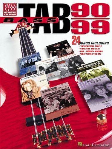 Bass Tab 1990-1999 pdf epub