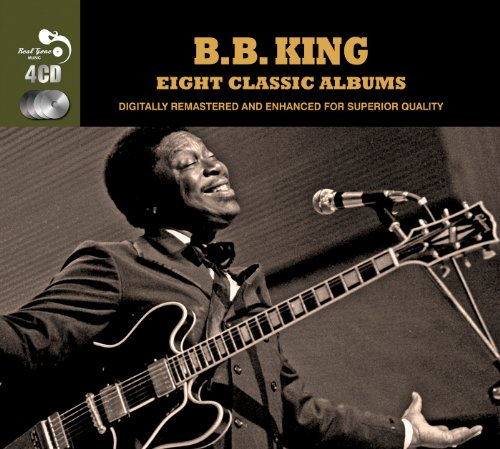 Price comparison product image 8 Classic Albums B.B King