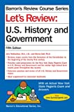 img - for Let's Review U.S. History and Government (Let's Review Series) book / textbook / text book