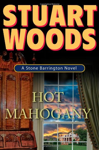 Download Hot Mahogany: A Stone Barrington Novel PDF