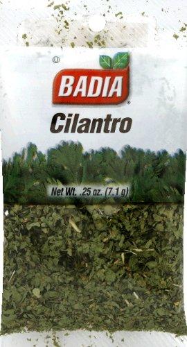 Badia Spice Cilantro .25 Oz(Pack of 6)
