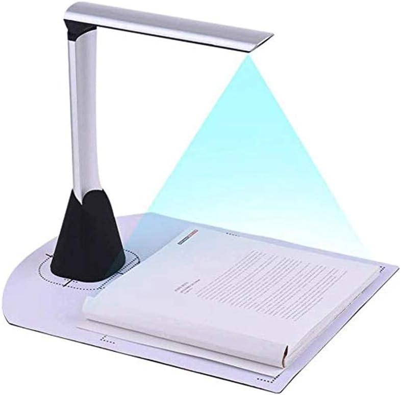 HAIFENG ポータブル高速スキャン高速カメラファイル文書小型スキャニングマシンオフィス光のための学校オフィス図書館