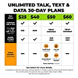 SIMPLE Mobile Refill Card - $25 ReUp Prepaid