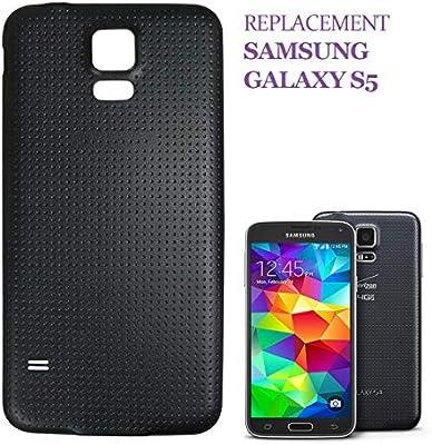 swark batería Tapa Tapa Trasera para Samsung Galaxy S5 G900 F ...