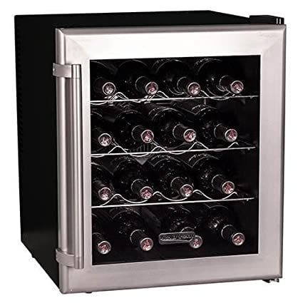 Koldfront TWR160S 16 Bottle Thermoelectric Freestanding Wine Cooler non-28852
