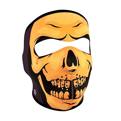 ZANheadgear Neoprene Full Face Mask, - Bikes Stars Helmets Street