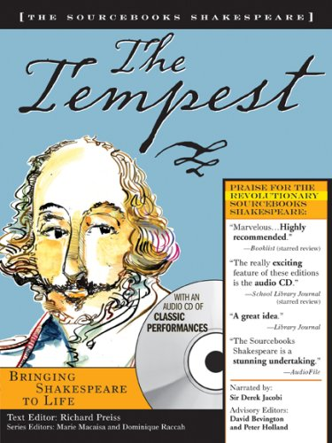 The Tempest (Sourcebooks Shakespeare)