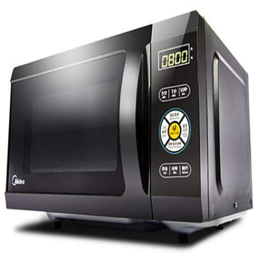 JINRU Horno De Microondas con Inversor De Pantalla LCD Táctil ...