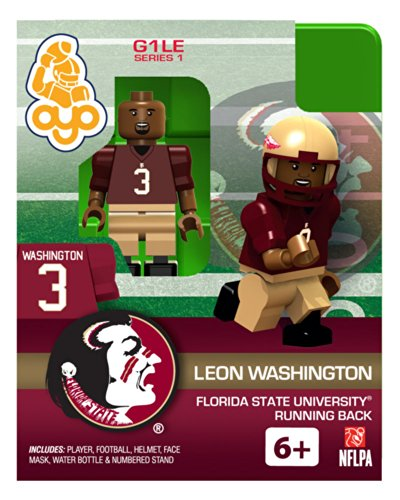 NCAA Florida State Seminoles Leon Washington Figure
