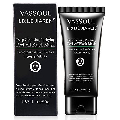 Vassoul-Blackhead-Remover-Mask-Purifying-Peel-off-Mask-with-Activated-Charcoal-Deep-Pore-Cleanse-for-Acne