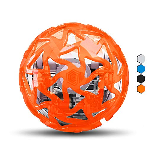 Hexnub EXO Cover for Sphero 2.0 Robotic Ball Bolt and SPRK Editions Off Road Protection (Orange) ()