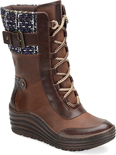 Garland Mid Cold Weather Closed Womens Toe Mahogany Calf Bionica Boots PaI5qwP