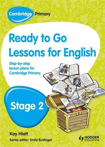 Cambridge Primary Ready to Go Lessons for English Stage 2 ()