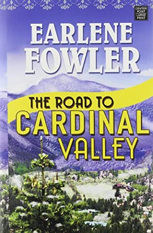 book cover of The Road to Cardinal Valley