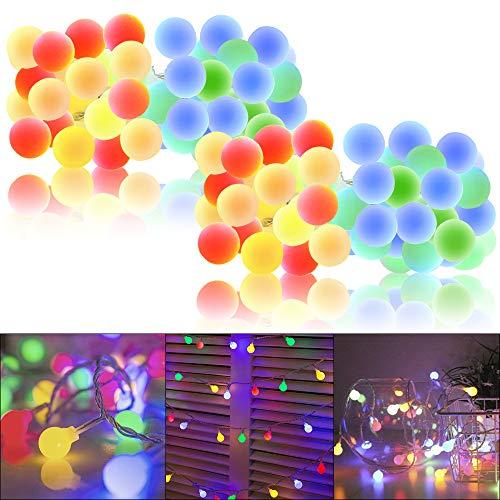 Christmas Ball Led Lights in US - 2