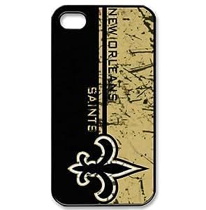 iPhone 4/4s Hardshell New Orleans Saints background