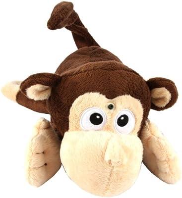 Chuckle Buddies Monkey Electronic Plush by Chuckle Buddies: Amazon ...
