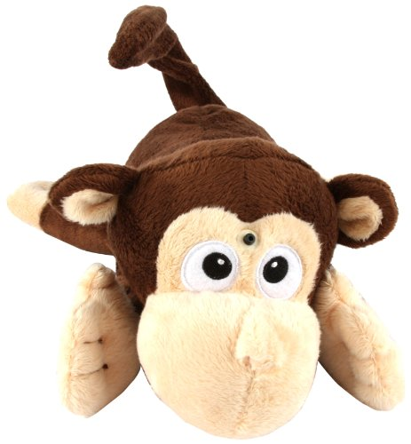 Chuckle Buddies Monkey Electronic (Laughing Plush Toy)