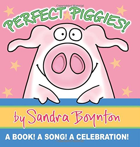 Perfect Piggies! (Boynton on Board)