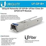 Ubiquiti Network UF-GP-B+ UFiber Class B+ GPON SFP Module