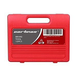 Cartman 12pcs Disc Brake Caliper Wind Back Tool Kit