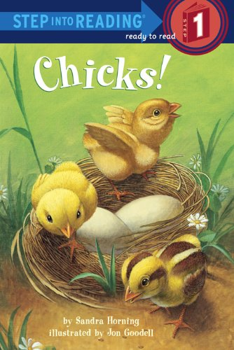 Chicks! (Step into Reading) (1 Chick)