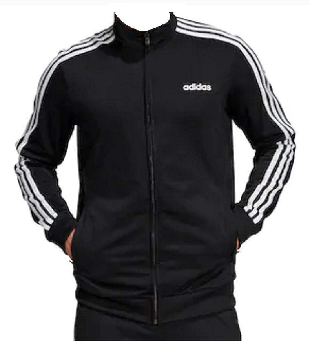 adiidas Youth 3-Stripes Track Jacket