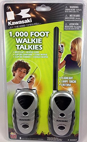 Kawasaki Walkie Talkies Ft Long Range