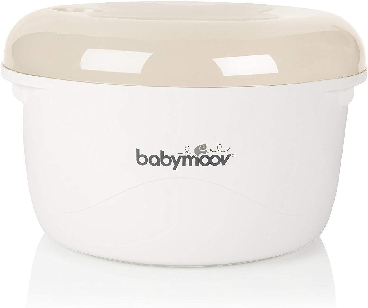 Babymoov A003207 - Esterilizador de Biberones para Microondas y ...