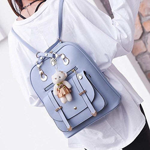 Black Celeste Bag Blue Backpack Domybest Black Woman IqUxfp