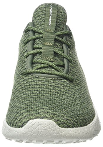 Verde Burst Basse Skechers Scarpe olv Ginnastica Da Donna wCUxvY7nfq