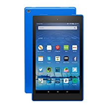 "Fire HD 8 Tablet, 8"" HD Display, Wi-Fi, 16 GB - Includes Special Offers, Blue (Previous Generation - 5th)"