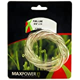 Maxpower 334287 3/16-Inch x 2-Foot Clear Fuel Line