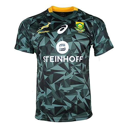South Africa Blitzboks 7s Fan Home Jersey (Usa Home Rugby Jersey)