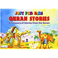Just for Kids Quran Stories by Saniyasnain Khan - Hardcover