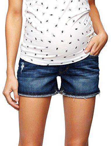 Joes Jeans Secret Fit Belly Markie Maternity Shorts by Joe's Jeans
