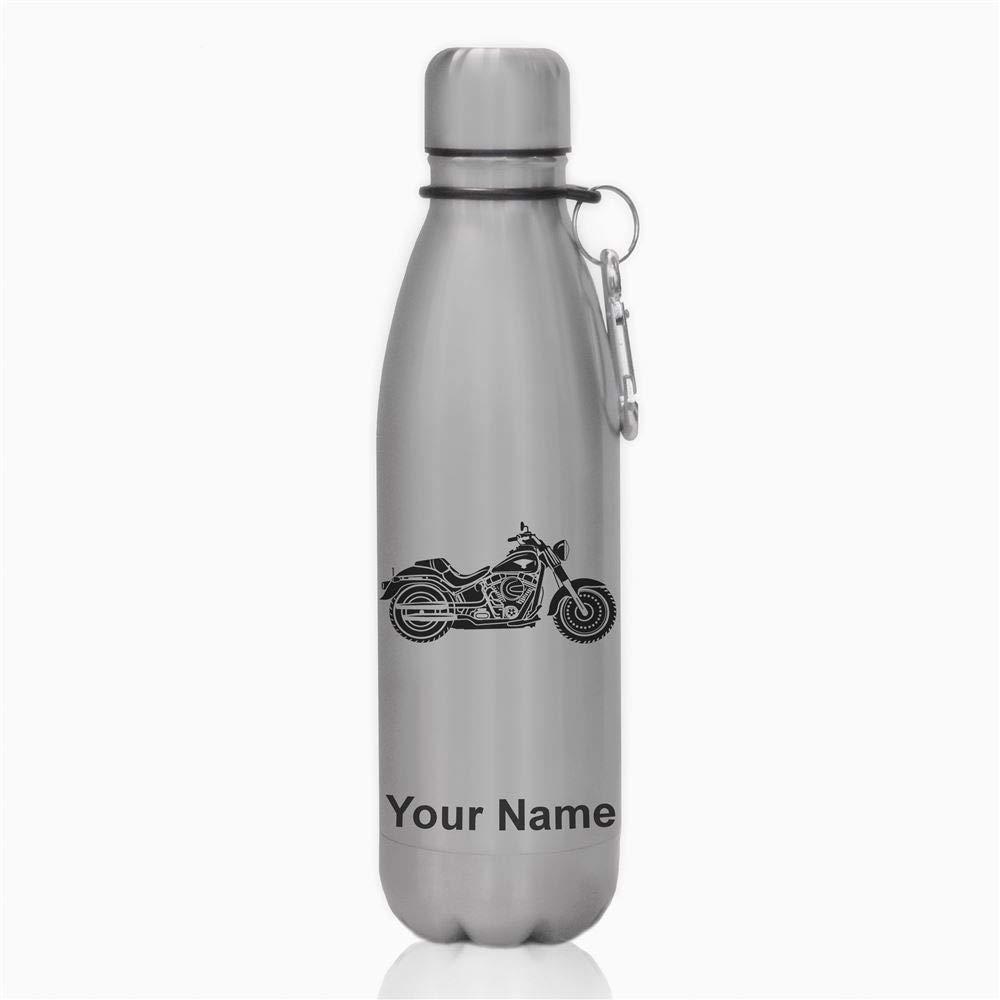 水ボトル – Motorcycle – カスタマイズ彫刻含ま B06X9D565B