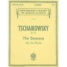 Seasons, Op. 37a: Piano Solo