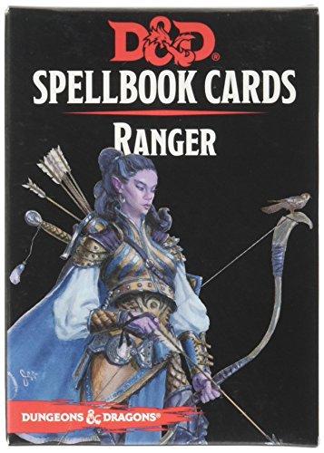 73920 D&D: Spellbook Cards: Ranger Deck