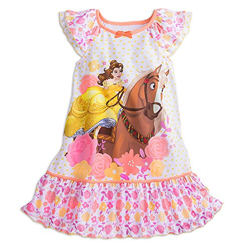 disney-belle-and-philippe-nightshirt-for-girls-size-5-6