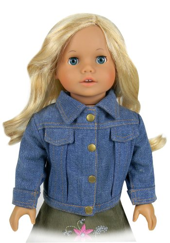 Jacket Doll Clothes - 4