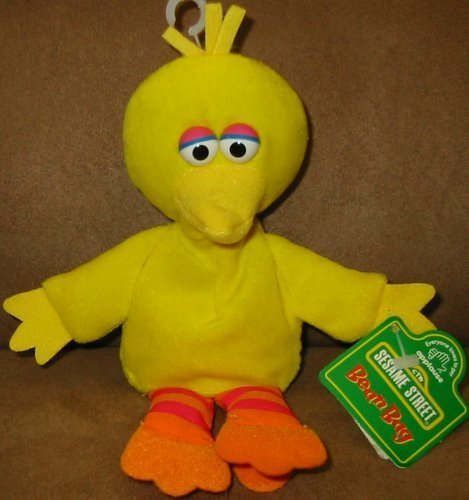 Sesame Street Big Bird Bean