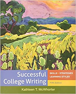 Book Successful College Writing 5e & CompClass by Kathleen T. McWhorter (2012-04-15)