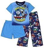 Thomas The Train Toddler Little Boys T-Shirt, Shorts, Pajama Pants 3 Piece Set (2T)