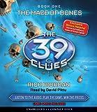 Kyпить By Rick Riordan The Maze of Bones (The 39 Clues, Book 1) - Audio (Gmc Com/Cr) [Audio CD] на Amazon.com