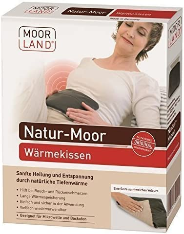 Natural Moor Neck Pillow BeinioTherm