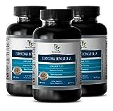 steel libido for men – EURYCOMA LONGIFOLIA – LONGJACK PLUS – MALE ENHANCEMENT – maca l arginine – 3 Bottles (180 Tablets)
