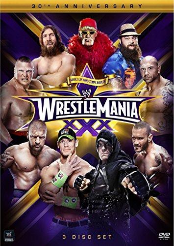 WWE: WrestleMania (Wwe Wrestling Dvds)