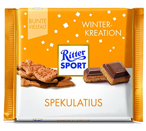 Ritter Sport Winter Creation Spekulatius (5 x 100g)